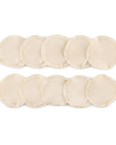 Klarstein Drop, textilné filtre, 10 kusov, náhradné, bavlna