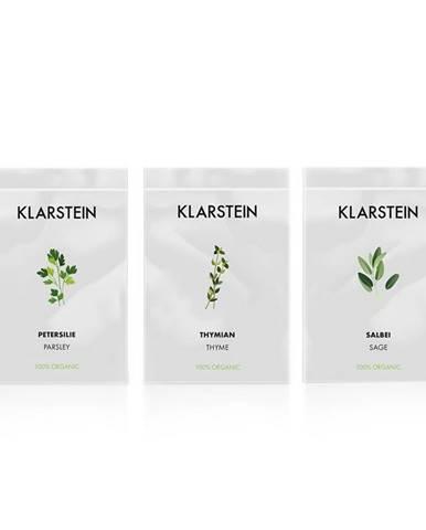 Klarstein GrowIt Seeds Europe, 3 balíčky semien: tymián, šalvia, petržlen