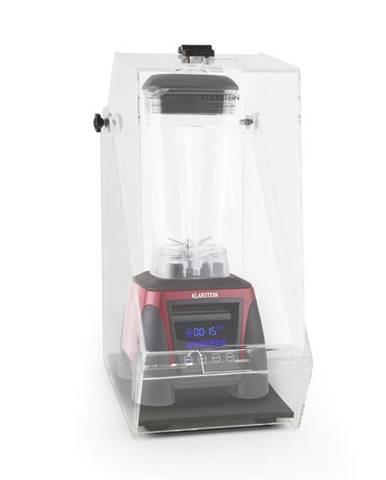 Klarstein Herakles 8G, červený, stolný mixér, s krytom, 1800 W, 2,4 k, 2 litre, bez BPA