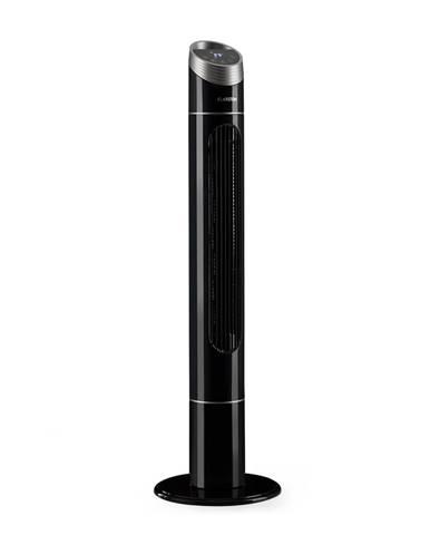 Klarstein Sky High, stĺpový ventilátor, 40 W, 276 m³/h, 75° oscilácia, 3 režimy, čierny