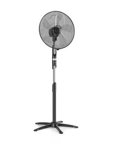 """Klarstein Summer Vibe, stojanový ventilátor, 16"""" (40 cm), 55 W, 2040 m³/h, oscilácia 65°, čierny"""