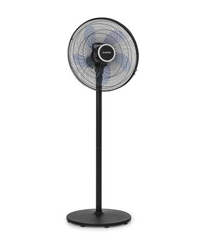 "Klarstein Windflower, stojanový ventilátor, 5 lopatiek (15""/38,5 cm), 50 W, čierny"