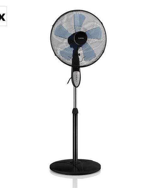 "Klarstein Klarstein Summerjam, stojanový ventilátor, sada 2 ks, 41 cm (16""), 50 W, 3 stupne, čierny"