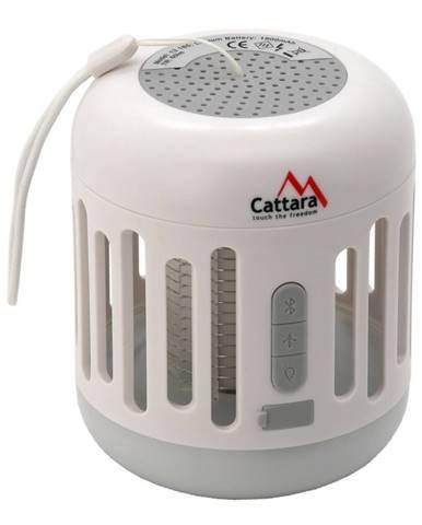 Cattara Nabíjacie bluetooth svietidlo s lapačom hmyzu Music cage, 60 lm