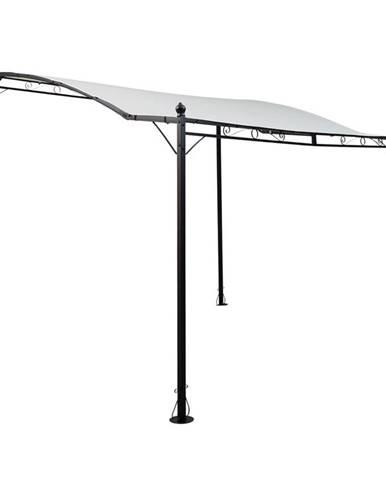 Blumfeldt Allure, pergola, prístrešok, pavilón, 300 × 250 cm, polyester, svetlá béžová