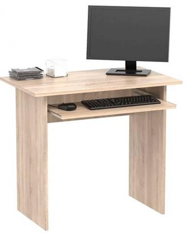 PC stôl dub sonoma VERNER NEW