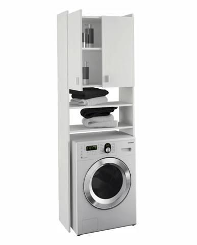 Skrinka nad práčku biela NATALI