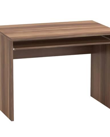 Písací stôl slivka JOHAN 2 NEW 02