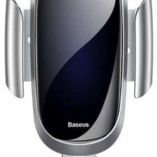 Držiak na mobil do auta Baseus, Future Gravity, strieborný