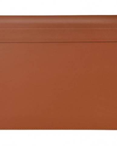 Puzdro na Macbook COTEetCI Pro 15, hnedé