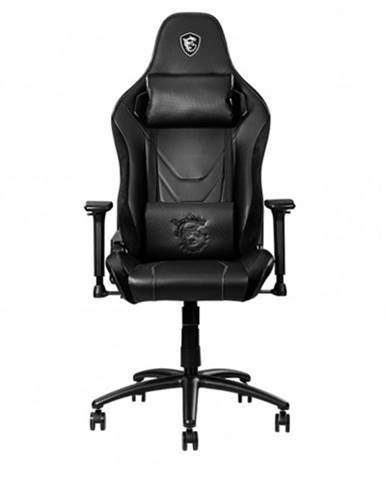 Herná/kancelárska stolička MSI MAG CH130X, čierna