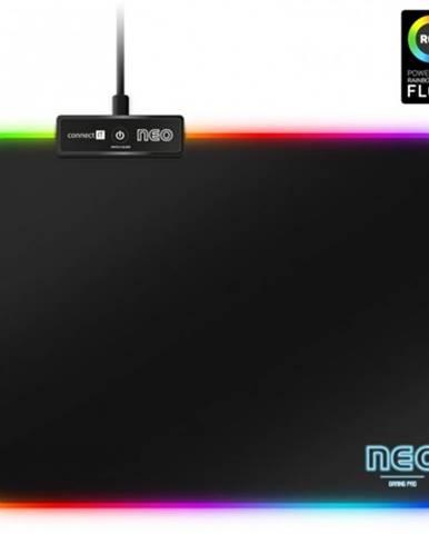 Podložka pod myš Connect IT Neo RGB