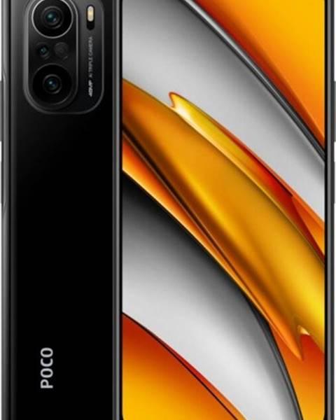 Poco Mobilný telefón Poco F3 6GB/128GB, čierna