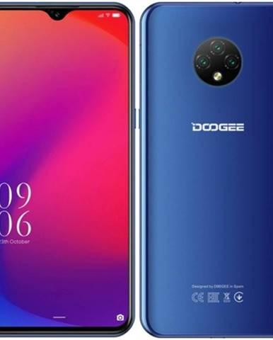 Mobilný telefón Doogee X95 PRO 4 GB/32 GB, modrý