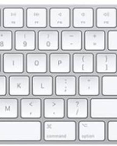 Klávesnica Apple Magic Keyboard NUM, SK, biela/strieborná