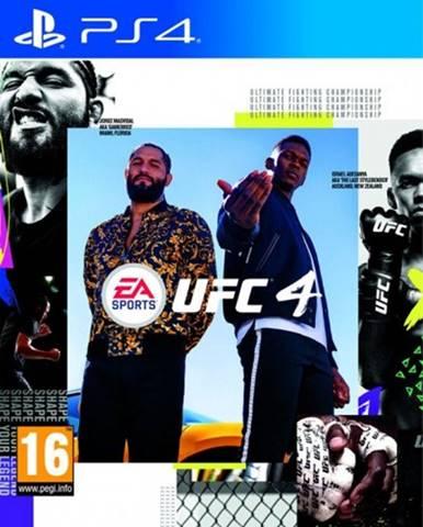 PS4 hra - UFC 4