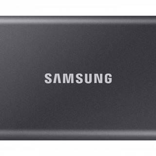 Externý SSD disk Samsung - 1TB - čierny