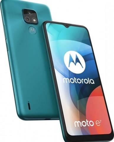 Mobilný telefón Motorola Moto E7 2 GB/32 GB, modrý