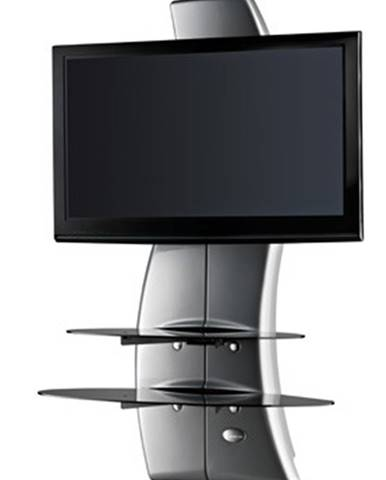 Držiak televízie MELICONI GHOST, VESA max 300 x 400,30kg, sivý P