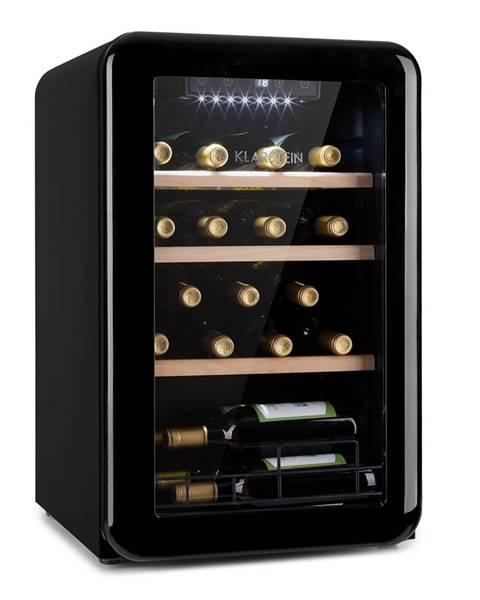 Klarstein Klarstein Vinetage 19, chladnička na nápoje, chladnička, 70 litrov, 4-22°C, retro-dizajn