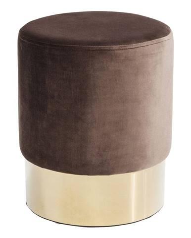Hnedá stolička Kare Design Cherry