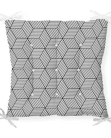 Sedák s prímesou bavlny Minimalist Cushion Covers CrisCros, 40 x 40 cm