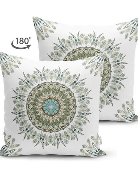 Minimalist Cushion Covers Obliečka na vankúš Minimalist Cushion Covers Mandala, 45 x 45 cm