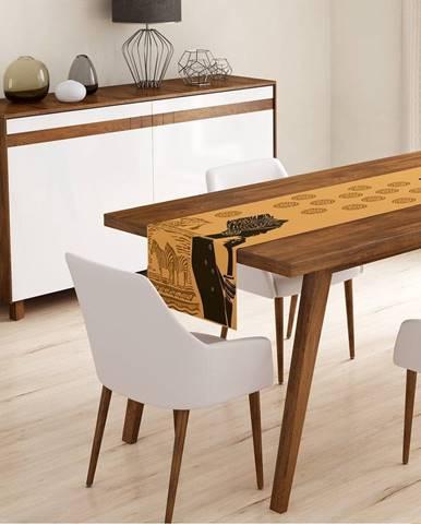 Behúň na stôl Minimalist Cushion Covers African Woman, 45 x 140 cm