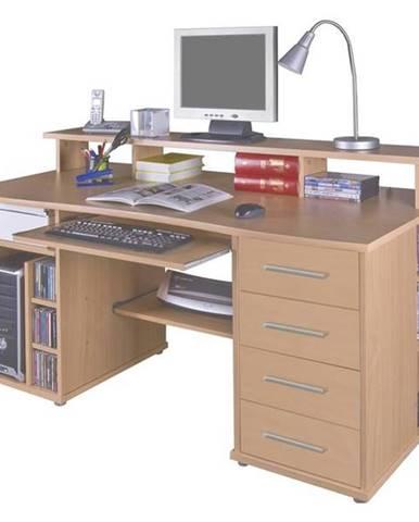 PC stôl FRANZ buk