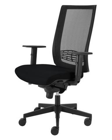 Kancelárska stolička CAMERON čierna