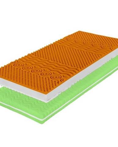 Matrac COLOR DREAMS NEW zelená, 140x200 cm