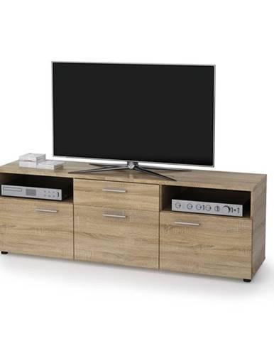 TV komoda RIVA dub sonoma