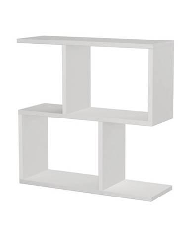 Prístavný stolík MANIA biela