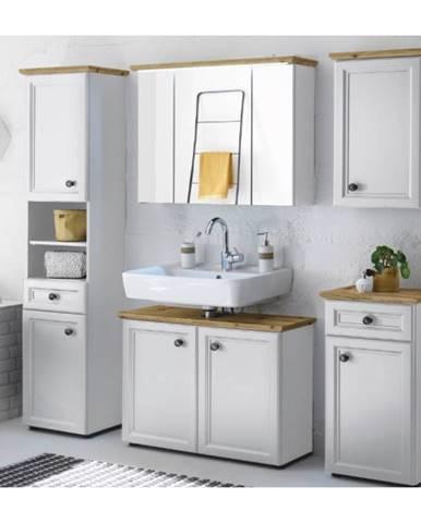 Toskana kúpeľňa biela