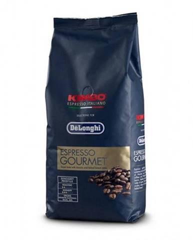 Zrnková káva DeLonghi Gourmet, 1kg