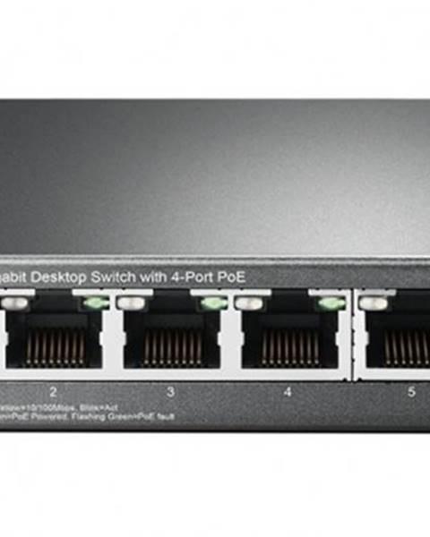 TP-Link Switch TP-Link TL-SG1005P, GLAN, PoE, 5-port