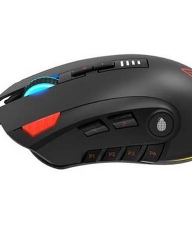 Herná myš Canyon Merkava GM-15, káblová, čierna