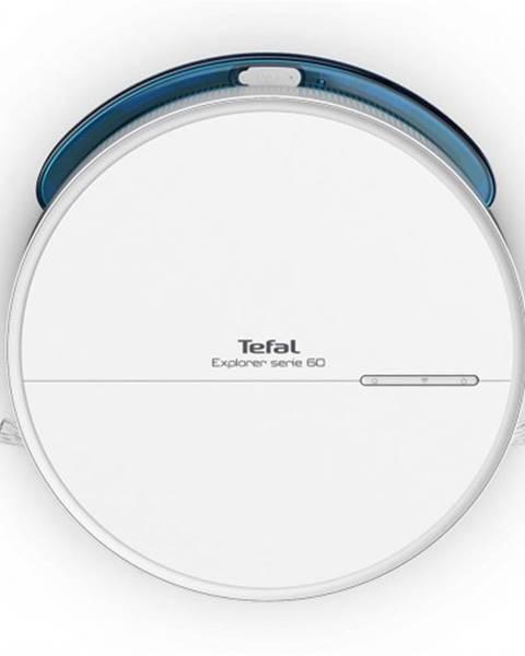 Tefal Robotický vysávač Tefal Explorer Serie 60 Allergy RG7447WH ROZBAL