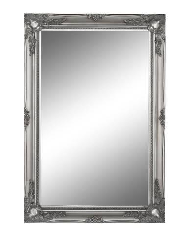 Zrkadlo strieborný rám MALKIA TYP 7
