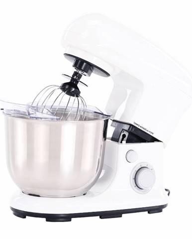Kuchynský robot 1300 W lesklá biela 5 l MACEJKO