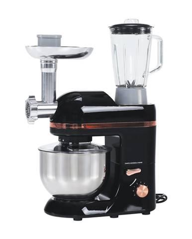 Kuchynský robot 1800 W 5 l čierna/zlatá/chróm KANTE