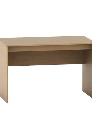 Písací stôl buk TEMPO ASISTENT NEW 021 PI poškodený tovar