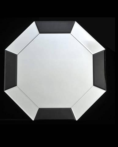 Zrkadlo čierna/biela ELISON TYP 14 poškodený tovar