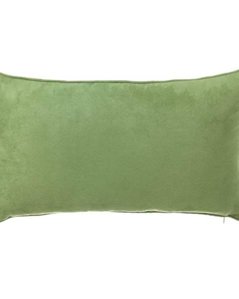 Unimasa Zelený vankúš Unimasa Loving, 50 x 30 cm