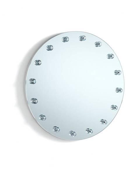 Tomasucci Nástenné zrkadlo s osvetlením Tomasucci Afrodite, ø 50 cm