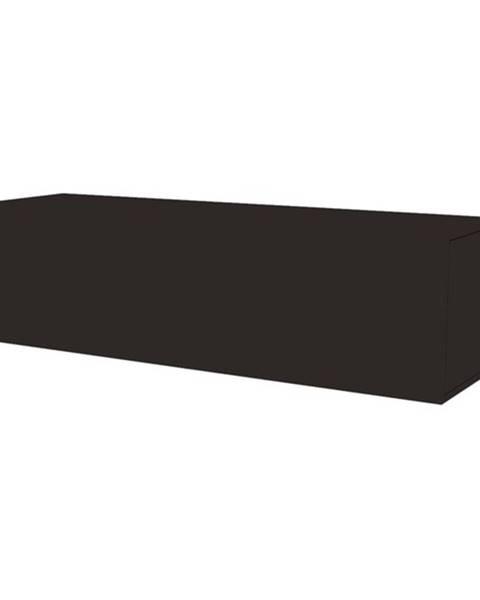 Sconto TV komoda VIVO VI 3 140 cm, čierna