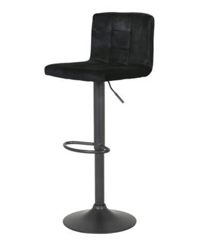 Barová stolička AMANDA II H čierna
