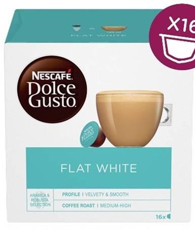 Kapsule Nescafé Dolce Gusto Flat White, 16ks