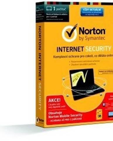 Special bundle norton internet security CZ