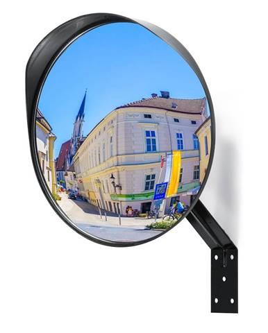 OneConcept Konvexné zrkadlo, Ø 30 cm, akrylové sklo, 130°, polykarbonát